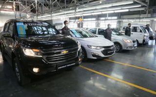 В Казахстане стартовало производство автомобилей Chevrolet