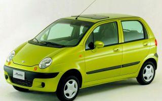 Как правильно менять масло на автомобиле Дэу-Матиз