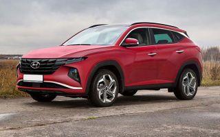 Новое поколение Hyundai Tucson — первые фото