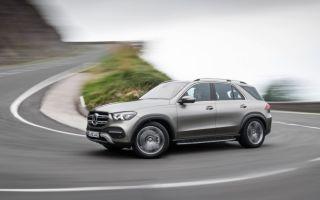 Mercedes-Benz отзывает в России 7 тысяч кроссоверов GLE-классa