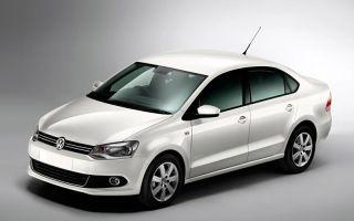 VW Поло седан: как правильно выбрать и заменить масло