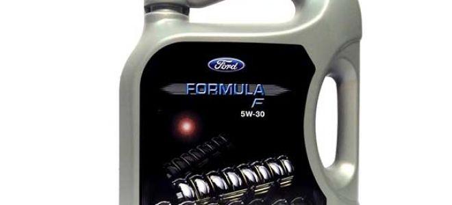 Моторное масло Форд 5W30: характеристики, кто производитель