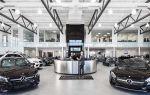 Mercedes-Benz в марте показал рекордный рост продаж в России