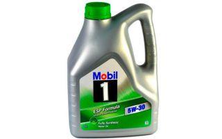 Моторное масло Мобил 5w30 — характеристики и новая этикетка