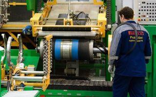 Воронежский шинный завод Pirelli приостановил производство до апреля