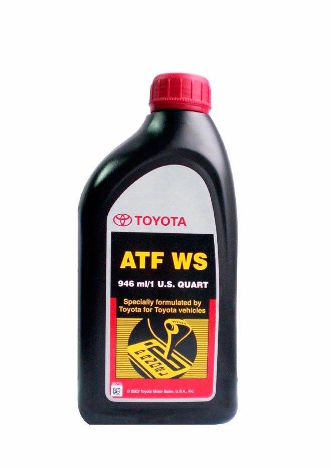 Toyotа ATF WS