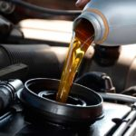 заливающееся масло