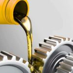 шестерни и масло