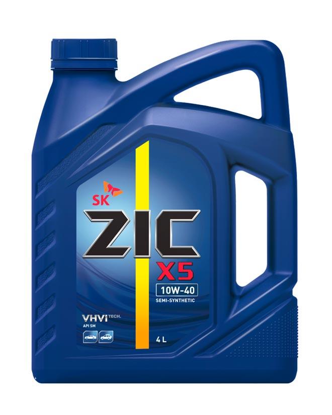 полусинтетика ZIC