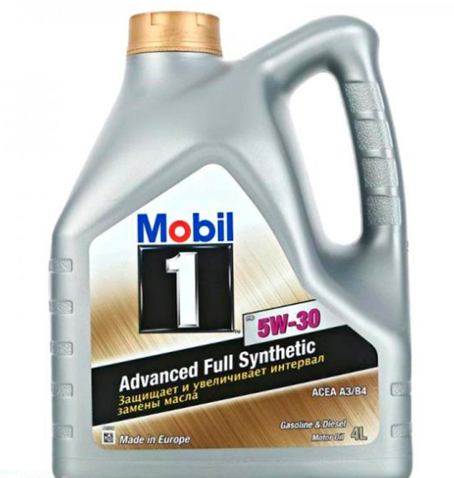 Mobil 1 FS 5W30