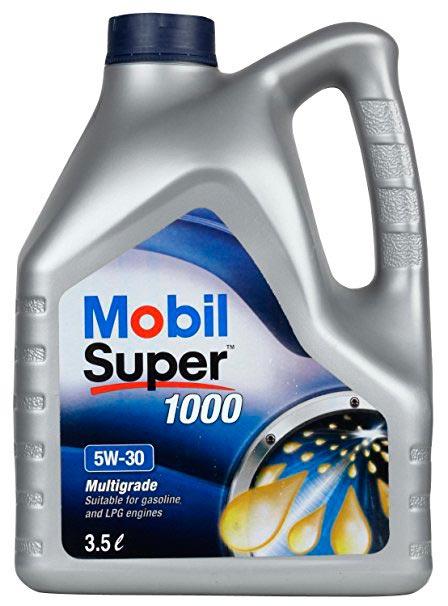 Mobil SUper 1000