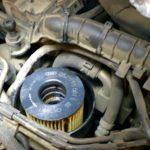фильтр в двигателе