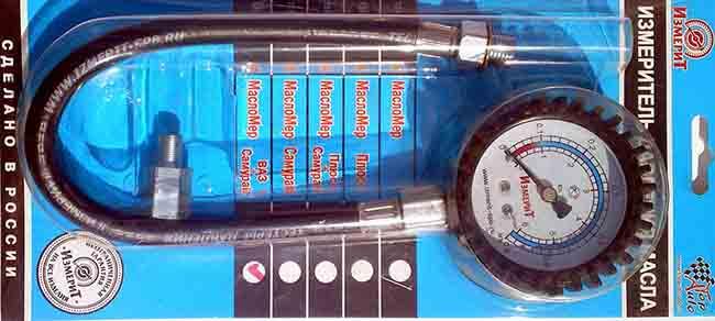 манометр давления масла