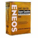 Масло Энеос Super Gasoline 5W50