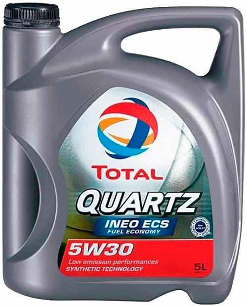 total quartz ineo mc3 5w 30