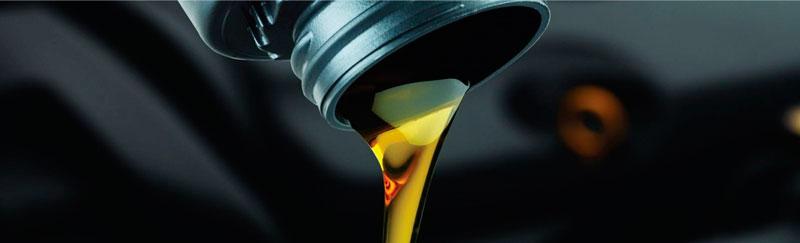 льющееся масло