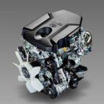 Турбодизельный двигатель.