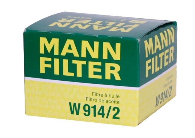 Фильтр в упаковке.