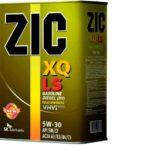 ZIC XQ LS 5W30 4