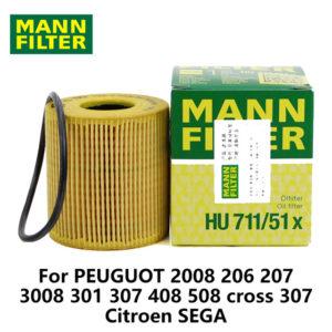 фильтр mann