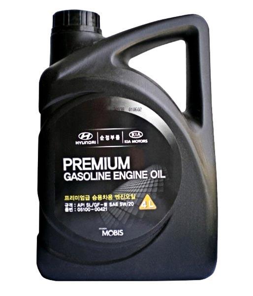 Hyundai Kia Premium LF Gasoline 5w20