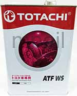 трансмиссионное масло totachiATFWS