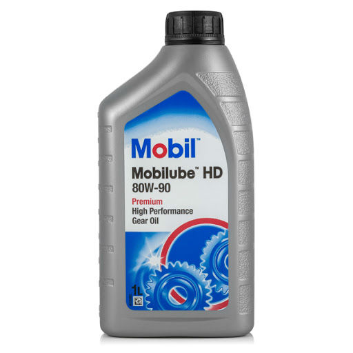 Mobil mobilude 80w90