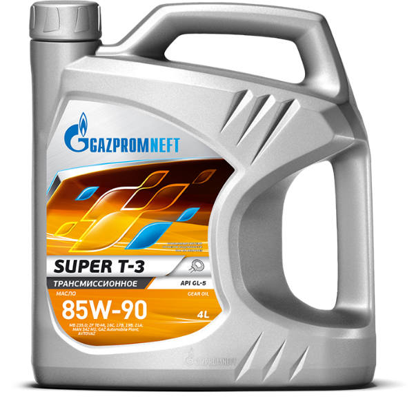 gazpromneft super 85w90